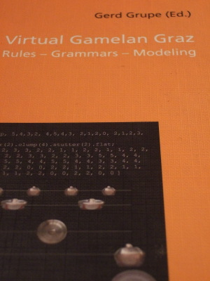 Virtual Gamelan Graz Rules – Grammars – Modeling